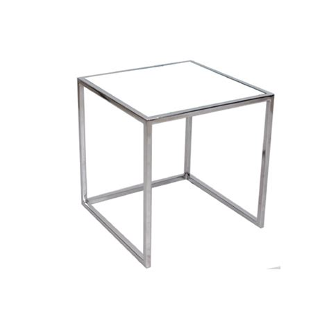 Small White Side Table Paso Side Table Small White Formdecor