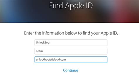 How To Search A Person By Email Id How To Find Lost Icloud Email Apple Id Or Password