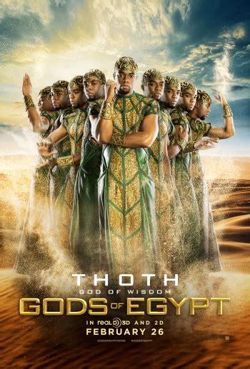 gods  egypt  trailer release date cast plot
