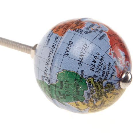 Map Knobs by Vintage Globe Door Knobs Map Atlas Furniture Drawer Pulls