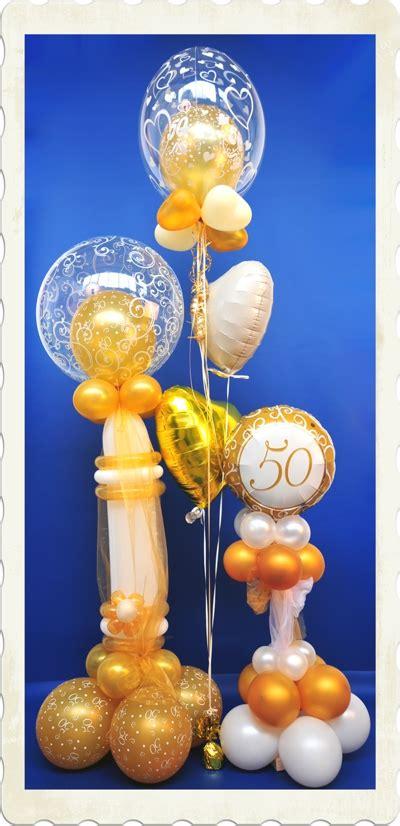 Dekoration Shop Hochzeit by Ballonsupermarkt Onlineshop De Goldene Hochzeit
