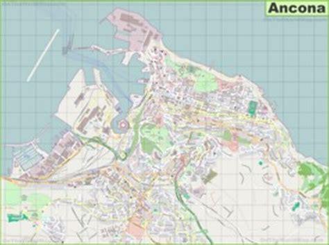 map of ancona italy ancona maps italy maps of ancona