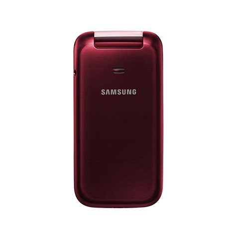 A Samsung Samsung C3590 Wine Mobile Smartphone Samsung Sur Ldlc