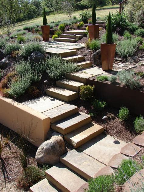 landscaping steps hgtv