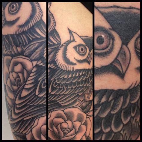 black owl tattoo design owl tattoos askideas com
