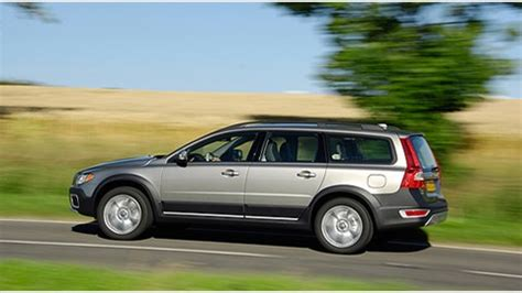 volvo xc70 diesel review volvo xc70 d5 2007 review by car magazine