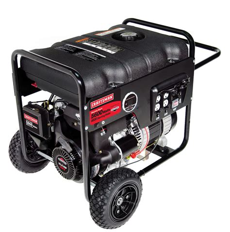 craftsman 030298 briggs stratton generator elec