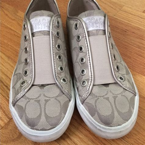 79 coach shoes coach laceless tennis shoes from