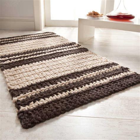 teppich stricken h 228 kelteppiche aus filzwolle