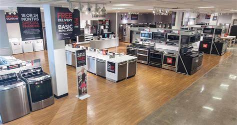 jcpenney  introduce major appliance showrooms  hampton roads stores  business