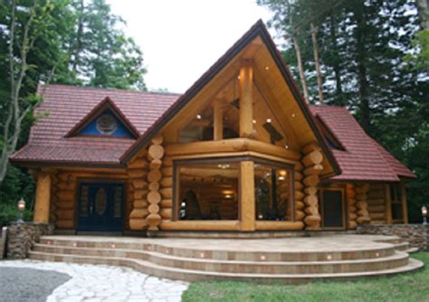 Log Homes Interior by Canadian Built Home Wins Best Log Home In Japan 171 Country