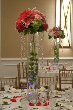 centerpieces with crystals photo gallery photo of centerpiece with crystals