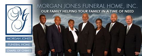 welcome to jones funeral home inc