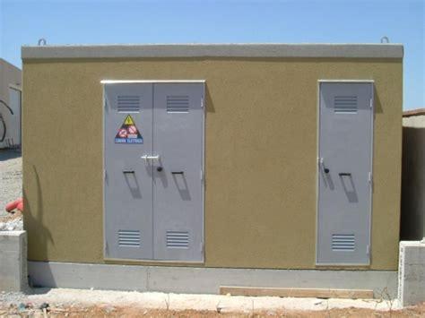 cabina enel prefabbricata elettrica buonanno srl cabine elettriche prefabbricate
