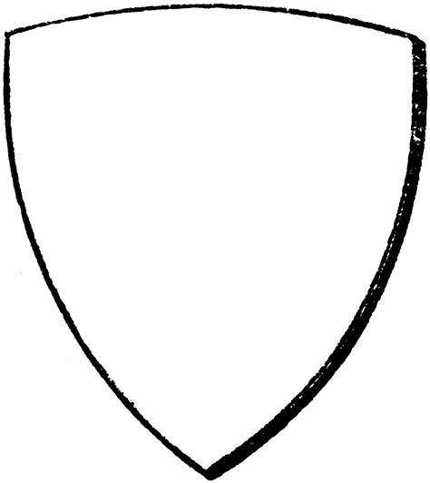 clipart etc bouche shield clipart etc