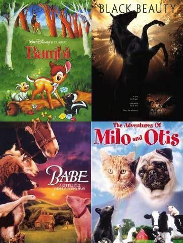 film sedih hewan 5 film binatang yang disukai anak anak
