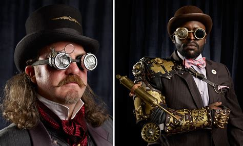 Federal Style House by Morris County Park Commission Presents Steampunk At