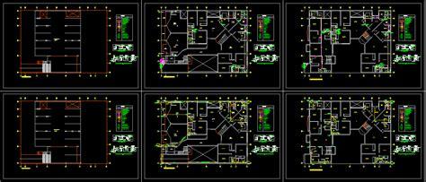 sanitary plumbing  drainage plan  family housing