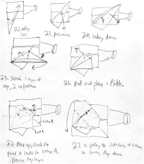 Dev Origami - anita s origami 171 embroidery origami