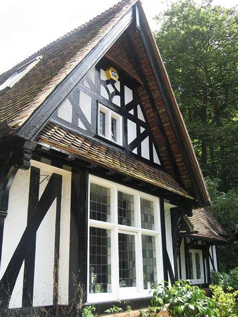 tudor bungalow tudor cottage black and white cottage pinterest