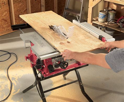 skil table saw review skil 3410 review portable table saw inspection