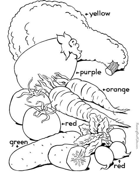 coloring pages for learning colors teaching colors to kindergarten 037