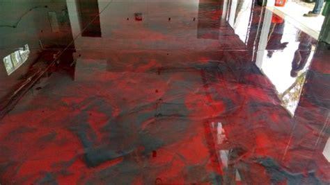 epoxy garage floor red epoxy garage floor concrete floor epoxy in maine installed by day s concrete