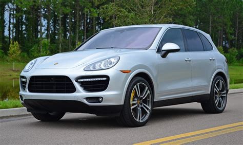 2014 Porsche Cayenne Turbo S Review & Test Drive