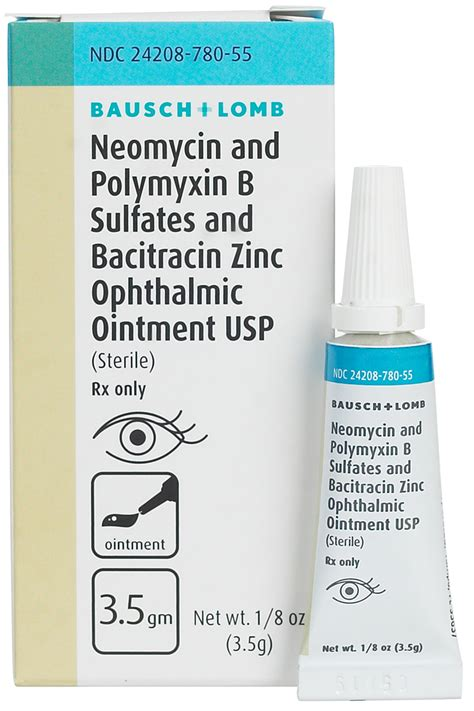 bacitracin on dogs neomycin polymyxin b sulfates bacitracin zinc ophthalmic ointment for dogs and cats