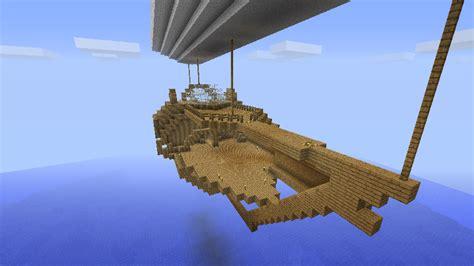 big boat minecraft map minecraft airship battle www pixshark images