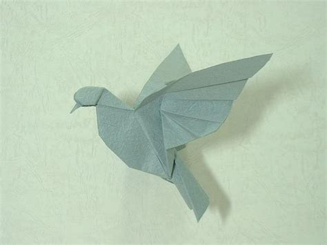 Origami Flying Bird - the 25 best origami bird ideas on origami