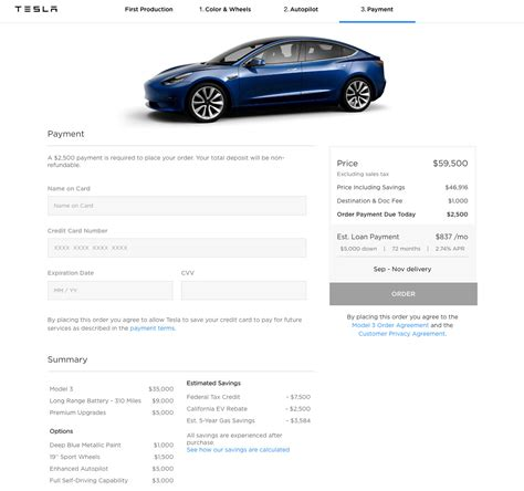 tesla model 3 monthly payments jeep lease payments html autos post
