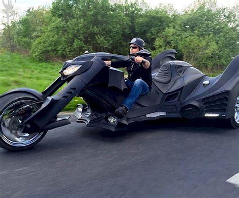 Chopper Motorrad Mobile by Batman Trike Motorrad Darumbinichblank