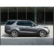 All New Land Rover Discovery Revealed  Carscoza
