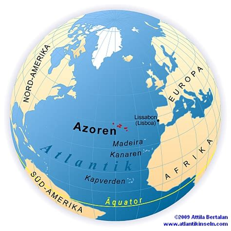wo liegen die azoren azoren