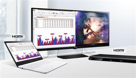 Monitor Lg Untuk Komputer lg 34um65 monitor sempurna untuk gaming dan multitasking komputer lamongan