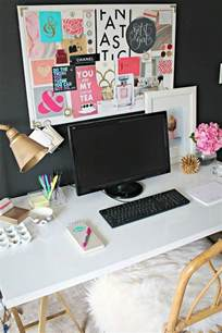 Work Desk Ideas by Ideas To Decorate Your Office Desk
