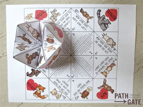 valentines puzzle s day finger puzzle path through the narrow gate