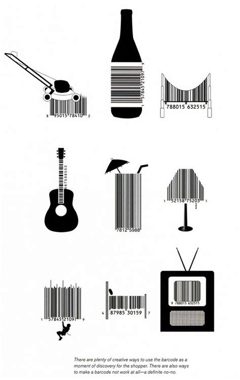 barcode tattoo book free download craftside 9 cool barcode designs from the book design