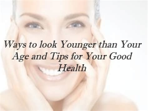7 Tips On How To Dress Your Age by Ways To Look Younger Than Your Age And Tips For Your