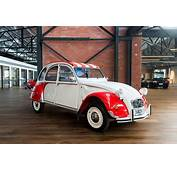 Citroen 2CV Dolly  Richmonds Classic And Prestige Cars