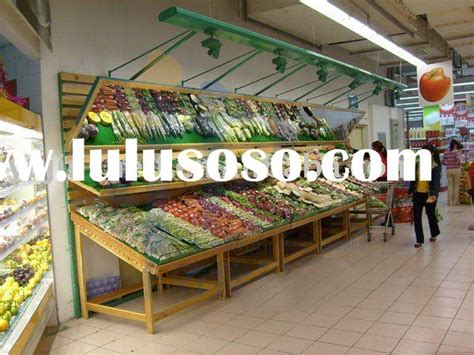 What Is The Shelf Of Vegetable by Pin Supermarket Fruit Vegetable Display Shelf On