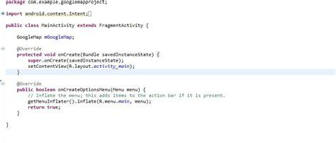 layoutinflater error inflating class 안드로이드 구글맵 v2 error inflating class fragment 에러 안드로이드 q a