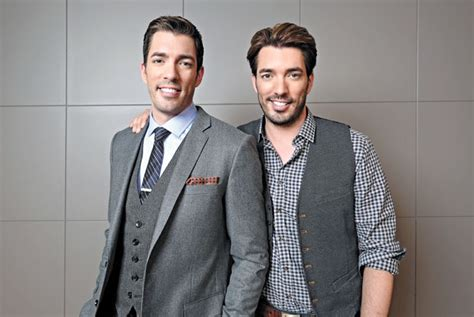 drew and jonathan property brothers jonathan and drew scott on their