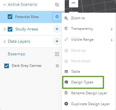 work with layers—geoplanner for arcgis | arcgis