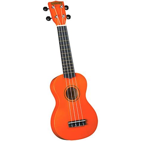 colorful ukulele hamano u 30or colorful ukulele orange ukulele