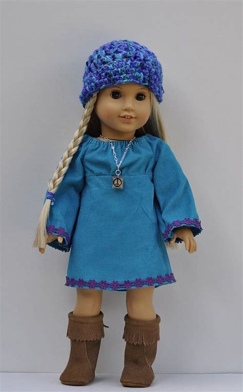 doll by julie american doll clothes julie dress necklace hat