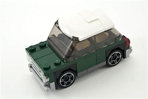 Review 40109 Mini Mini Cooper Rebrickable Build With
