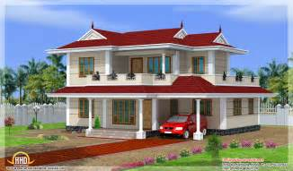 house models plans 2250 sq ft 4 bhk storey house design kerala home
