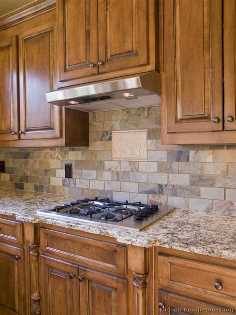 kitchen backsplash idea pictures of kitchens traditional two tone kitchen